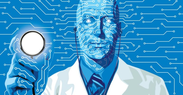 How-AI-Is-Changing-The -Future-of-Healthcare